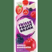 1 de Beste Frisse fruitdrank appel-bosvruchten