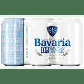 Bavaria Pilsener premium wit 0.0%