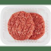 Slagers runderhamburger 2 stuks