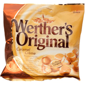 Werthers Caramel & crème