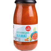 1 de Beste Roerbaksaus hawai