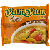 Yum Yum Noodles curry