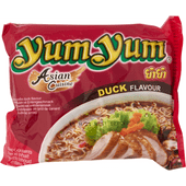Yum Yum Noodles duck