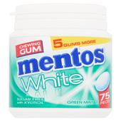 Mentos Gum white greenmint
