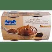 Meylan Chocolademousse met Belgische chocolade 4 stuks