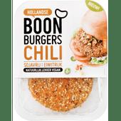 Boon Chili burger