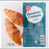 1 de Beste Roomboter croissants 4 stuks