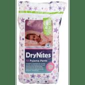 Huggies Luiers dry nites girl 4-7 jaar
