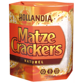 Hollandia Matze crackers naturel