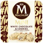 Ola Magnum mini white cookies 6 stuks