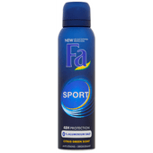 Fa Deospray men sport