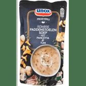 Unox Soep in zak proeverij paddenstoel