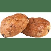 1 de Beste Volkoren-krenten rozijnenbollen
