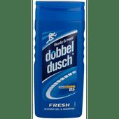 Dobbeldusch Douchegel & shampoo fresh