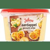 Johma Salade aardappel-gevuld eitje