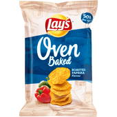 Lay's Oven chips paprika