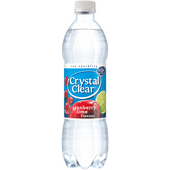 Crystal Clear Cranberry-limoen koolzuurvrij