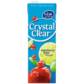 Crystal Clear Cranberry & limoen