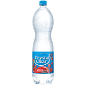 Crystal Clear Sparkling cranberry