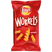 Lay's Wokkels naturel zout