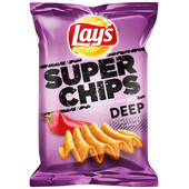 Lay's Deep ridged sweet chili