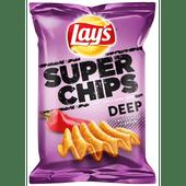 Lay's Deep ridged sweet chili