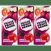 1 de Beste Frisse fruitdrank appel/bosvruchten