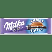 Milka Chocoladereep oreo