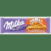 Milka Reep peanut caramel