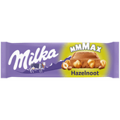 Milka Hazelnoot reep
