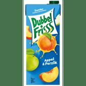 Dubbelfrisss Appel-perzik
