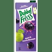 Dubbelfrisss Appel-zwarte bessen