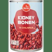 1 de Beste Kidneybonen in chili