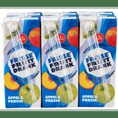 1 de Beste Frisse fruitdrank appel / perzik