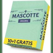 Mascotte Vloei original 10 + 1 gratis