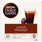 Nescafé Dolce gusto lungo intenso sterkte 9.