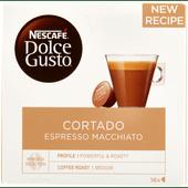 Nescafé Dolce gusto cortado espresso macchiatto