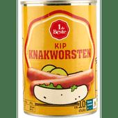 1 de Beste Knakworst kip