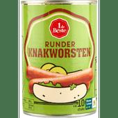 1 de Beste Knakworst rund