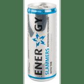 Slammers Energy drink sugarfree