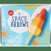 1 de Beste Space arrows 9 stuks