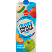 1 de Beste Frisse fruitdrank appel-perzik light