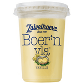 Zuivelhoeve Boer'n vla vanille