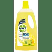 Dettol Allesreiniger sprankelend citroen & limoen
