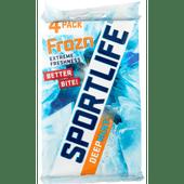 Sportlife Deep frozen 4 stuks