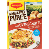 Maggi Puree ovenschotel