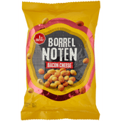 1 de Beste Borrelnoten bacon-cheese