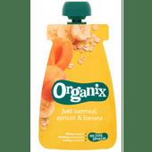 Organix Just oatmeal, apricot & banana