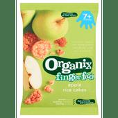 Organix Rijstwafeltjes 8+ maanden appel