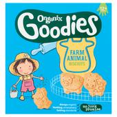 Organix Goodies beestenboel 12+ maanden